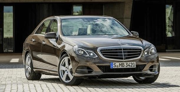 Mercedes taxi e klasse
