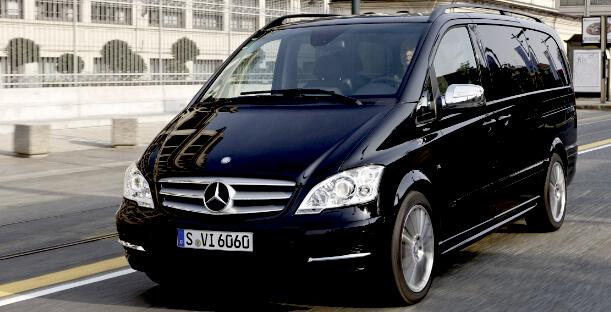 mercedes viano taxi