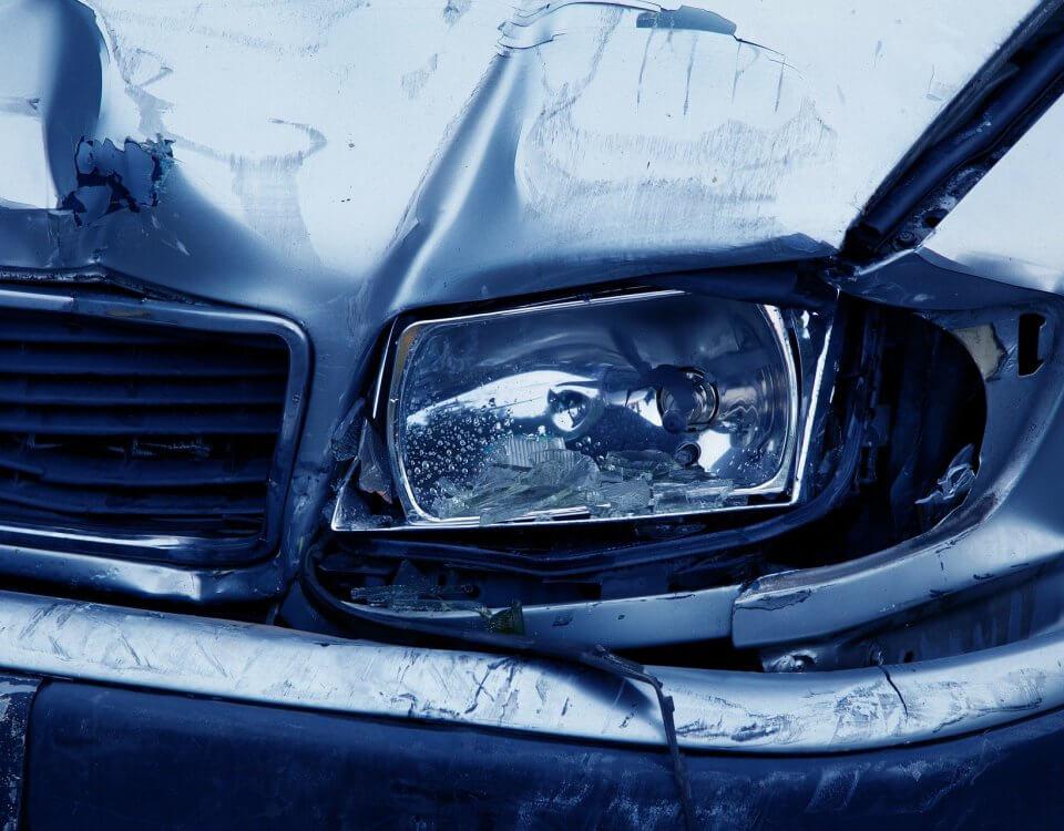 passagier verzekerd met een taxirit